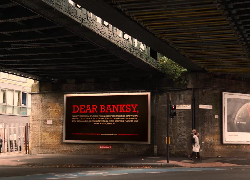 Dear Banksy